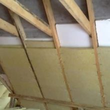 Как грамотно утеплить крышу изнутри