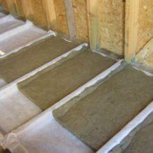 Утепляем крышу и потолок в бане грамотно